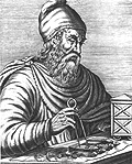Drawing of Archimedes